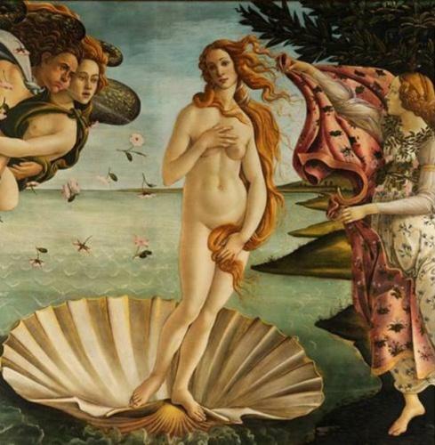 La mujer en la mitología. Mitos femeninos