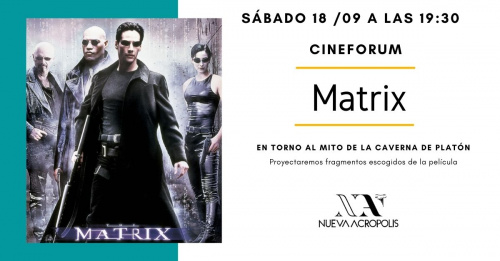 CINEFORUM: Matrix