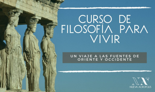 Presentación Online Curso de  Filosofía para Vivir