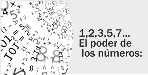 Conferencia: 1,2,3,5,7...El poder de los números: lo que las matemáticas esconden.