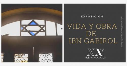 Inauguración exposición: Vida y Obra de Ibn Gabirol
