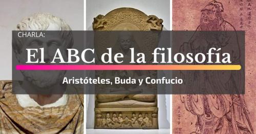 Conferencia: El ABC de la Filosofía