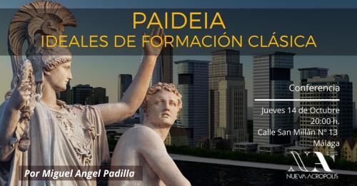 Conferencia: PAIDEIA. Ideales de Formación Clásica