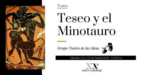 Teatro: Teseo y el Minotauro