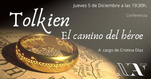Conferencia: Tolkien. El camino del héroe